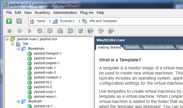 Jonas geekiness and more deploy from a vmware template yadclub Images